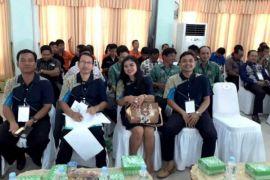 Rapat pleno KPU Gumas: Paslon Jaya-Efrensia unggul di Pilkada