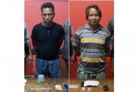 Dua bandar sabu-sabu di Pulpis ditangkap polisi