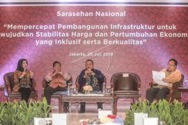 Gubernur BI sebut Rakornas TPID bahas  empat prioritas ini