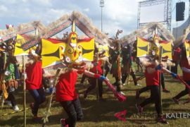 Festival Babukung hanya ada di Lamandau dan Afrika, kata Deputi Kemenpar [VIDEO]