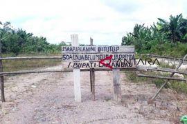 Kadis PUPR Lamandau tak hadiri RDP ganti rugi lahan Sudiro-Bakri