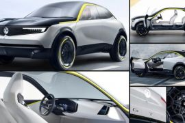 Mobil listrik masa depan Opel