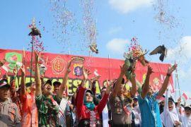 Tumbuhkan rasa nasionalisme melalui Harmoni Indonesia 2018