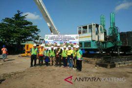 Sering melebihi kapasitas, RSUD Murjani Sampit bangun dua gedung baru