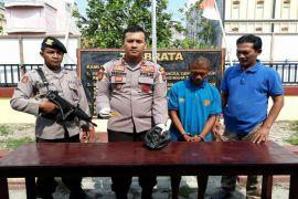 Satu pelaku pembakar lahan di Kotim ditangkap