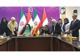 Perkuat kerja sama, Menteri Yohana bertemu sejumlah pejabat tinggi Iran