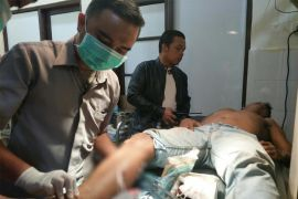 Polisi tembak seorang jambret yang beraksi di Palangka Raya