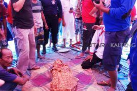 Jasad bocah tenggelam di Sungai Barito ditemukan