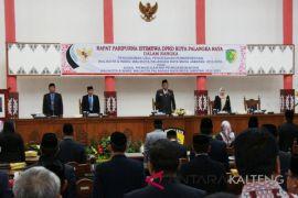DPRD Palangka Raya umumkan usulan pengangkatan calon wali kota