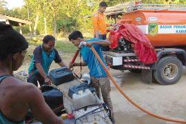 Ini tiga desa di Barito Utara yang kesulitan air bersih