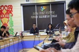 BPS sebut ekonomi Kalteng triwulan II tumbuh 5,66 persen