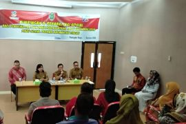 Puluhan penderita HIV terima bantuan dari Dinsos Kalteng