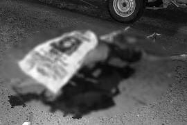 Diduga laka lantas, seorang pria ditemukan tewas bersimbah darah di Pangkalan Bun