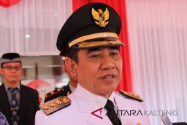 Bupati Bartim Laporkan PT KSL ke Kementerian LHK