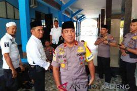 Terduga teroris ditangkap di Palangka Raya direkrut melalui internet