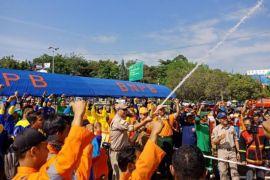 Status siaga darurat karhutla Kalteng diperpanjang