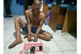 Uun ditangkap Polisi Bartim, diduga pengedar sabu-sabu