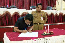 DPRD Bartim sepakati penyempurnaan Raperda Pajak Daerah