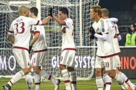 Empoli tahan imbang AC Milan