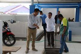 Pemkab targetkan penyelesaian Pasar Bebas Banjir