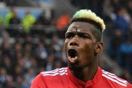 Fans MU jengkel atas ciutan Paul Pogba di Twitter