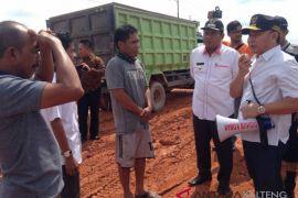 Gubernur Kalteng berencana tutup jalan Pangkalan Bun-Kolam, ini alasannya