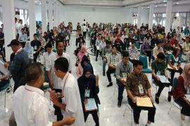 221 pelamar perebutkan 47 lowongan karyawan RSUD Muara Teweh