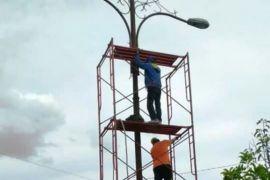 Peremajaan penerangan jalan umum Kuala Kurun perlu Rp2,7 miliar