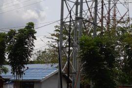 PLN genjot pemasangan jaringan listrik Pelabuhan Segintung