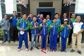 Enam atlet Kalteng ikuti O2SN di Yogyakarta