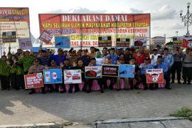 Sepakat ciptakan pemilu damai di Seruyan