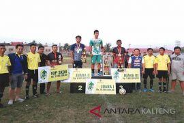 Kharisma FC juara bertahan PSSI Cup Gunung Mas
