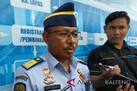 Empat narapidana teroris di Kalteng didampingi psikolog