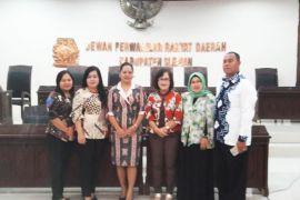 Ini hasil studi banding DPRD Bartim di Yogyakarta
