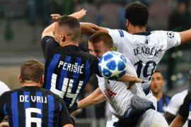 Inter berbalik kalahkan Tottenham Hotspur