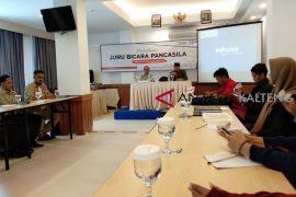 Dukungan warga bagi Pancasila di Indonesia kian menurun