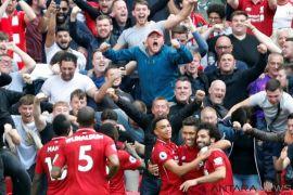 Banyak buang peluang, Liverpool tetap raih kemenangan atas Tottenham
