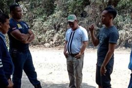 Perusahaan batu bara didesak segera bertanggung jawab terkait kerusakan kebun warga