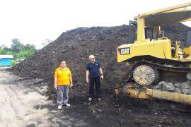 Tumpukan batu bara tak bertuan, ini hasil sidak Pj Bupati Bartim
