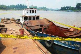 Seorang pekerja las di Barito Utara tewas kena ledakkan