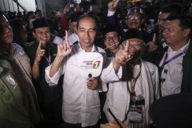 Dukungan untuk Jokowi-Ma'ruf dari masyarakat Indonesia di New York