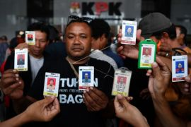 Dugaan Gratifikasi PT Freeport, Korban PHK Datangi KPK