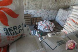 Serapan beras di Kalteng lebih dari 50 persen