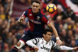 Genoa akhiri kemenangan beruntun Juventus