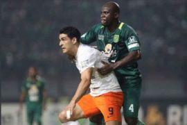 Borneo FC permalukan Persebaya di Stadion Gelora Bung Tomo