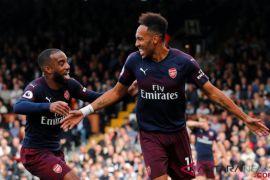 Arsenal pesta gol di kandang Fulham