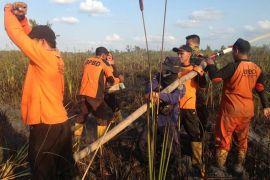 Antisipasi bencana, seluruh desa di Seruyan dibentuk tim relawan