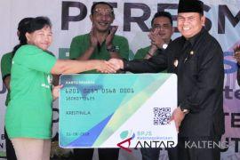 Tanjung Terantang dapat predikat desa sadar jaminan sosial