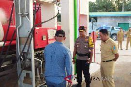 Mesin SPBU tersambar petir, pelayanan BBM di Lamandau terganggu