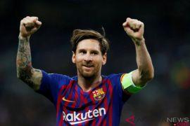 Keinginan Lionel Messi terhadap Barcelona